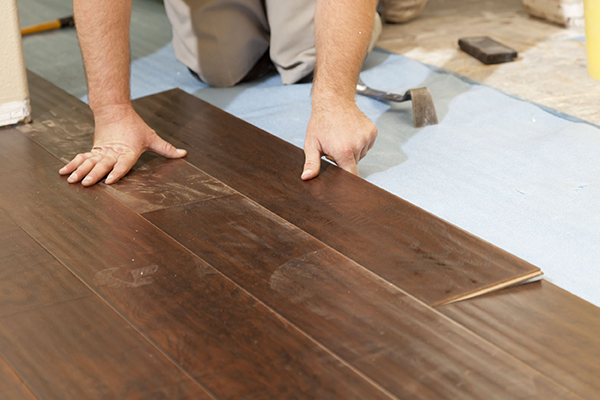 When to Replace an Old Hardwood Floor