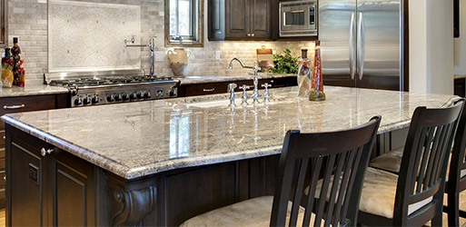 Designer Showroom of Texas is Austin's number one choice for granite countertops.